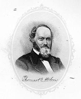 Thomas Bellerby Wilson American biologist (1807-1865)