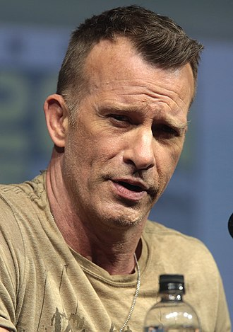 Thomas Jane - Jane in 2018