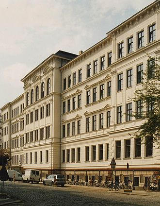 St. Thomas School, Leipzig - Thomasschule