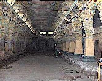 Ramana Maharshi -  Temple of Tiruchuzhi, Tamil Nadu