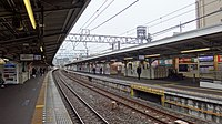 Tobu-Nerima Station platform 2 down end 20160215.JPG
