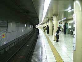 Higashi-ginza Station