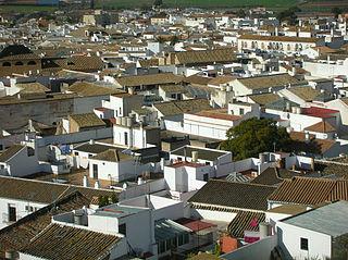 Osuna Municipality in Andalusia, Spain