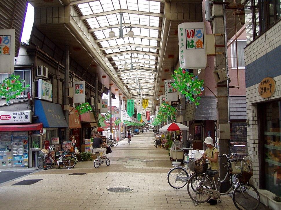 Tokyo-taito-shoppingarcade
