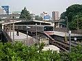 Tokyo Metro Marunouchi Line Yotsuya Station DSCN2763 20060922.JPG