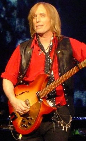 Tom Petty - Petty performing at the Nissan Pavilion in Bristow, Virginia, 2006