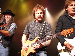 Tom johnston and guitar mates.JPG
