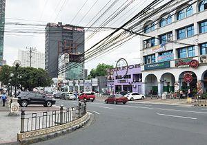 Tomas Morato Avenue - Tomas Morato Avenue, at the intersection of Scout Delgado Street