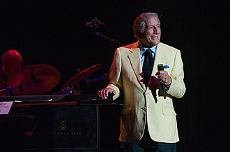 Tony Bennett - Tony Bennett at Neal S. Blaisdell Center, Honolulu on September 23, 2013