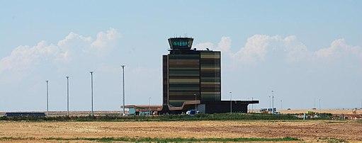 Torre Aeroport de Lleida-Alguaire