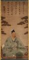 Tosa Mitsunobu - Portrait of Momonoi Naoaki.png