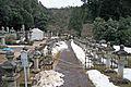 Tottori feudal lord Ikedas cemetery 079.jpg