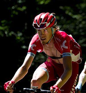 Ilnur Zakarin - Zakarin at the 2016 Tour de France