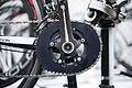 Tour de Romandie 2013 - étape4 - vélo Team Europcar plateaux Campagnolo ovales.jpg