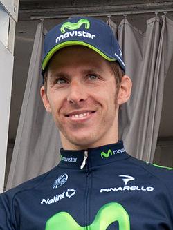 Tour de Romandie 2013 - Stage 5 - Podium - Rui Alberto Faria da Costa (cropped).jpg