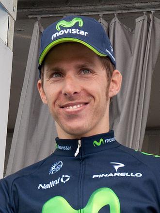 Rui Costa (cyclist) - Costa at the 2013 Tour de Romandie.