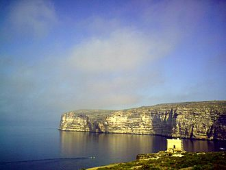 Xlendi - A view of Xlendi