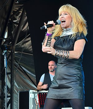Toyah Willcox - Willcox performing in 2014