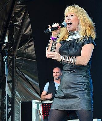 Toyah Willcox - Willcox performing in 2014