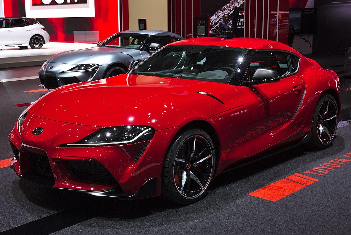 Px Toyota Supra Gr Genf Y A