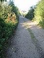 Track near Foulmead Farm, Hacklinge - geograph.org.uk - 584549.jpg