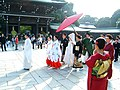 Traditional wedding at Meiji-jingu, 2006-10-29.jpg