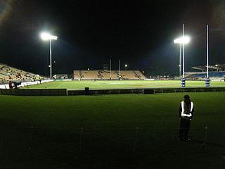 Trafalgar Park, Nelson sports venue in Nelson, New Zealand