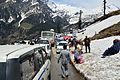 Traffic Jam - Leh–Manali Highway - Gulaba - Kullu 2014-05-10 2346.JPG