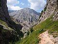 Trail to Bulnes Village - 2013.07 - panoramio.jpg