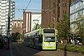 Tram in George Street, Croydon - geograph.org.uk - 1444044.jpg