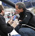 Transat Jacques Vabre 2013 - Michel Desjoyeaux 06.JPG