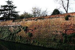 Treviso - City walls.