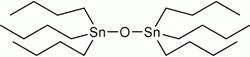 Struktur von Bis(tributylzinn)oxid