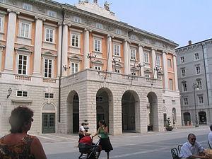 Matteo Pertsch - Image: Trieste, Teatro Verdi (2005)