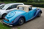 Triumph Dolomite roadster coupé 1940 - rear.jpg