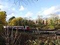 Tube train near Northwick Park station - geograph.org.uk - 1570178.jpg