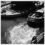 Tug SAINT ARISTELL at Pyrmont, Sydney Harbour, by David Moore (7511366204).jpg