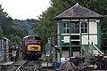 Tunbridge Wells West - 821 by the signal box.JPG