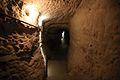 Tunely ve skalním městě Vardzía - panoramio.jpg