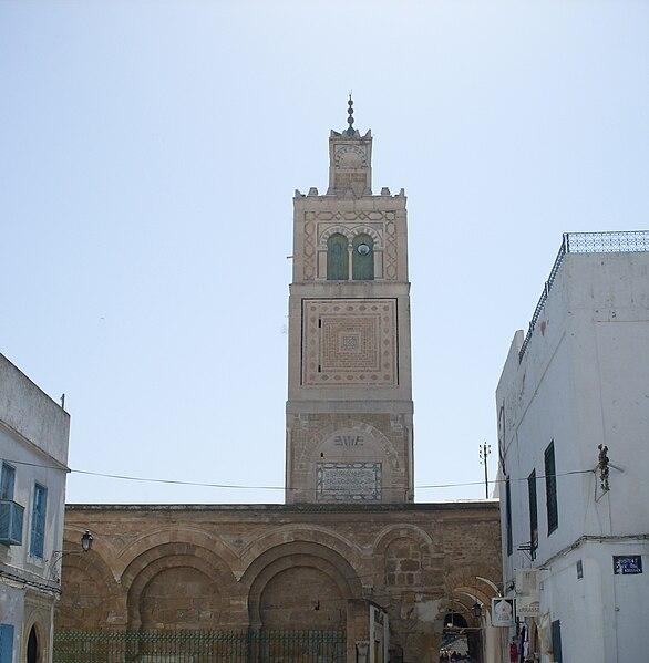 File:Tunis Mosquée Ksar.JPG