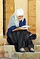 Tunisia-3253 - Checking Papers................maybe a Teacher (7846865118).jpg