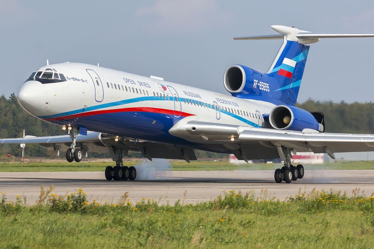 Tupolev Tu-154M-Lk-1 RF-85655 (29560203842).jpg