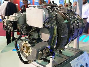 HAL Rudra - HAL/Turbomeca Shakti engine