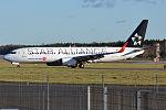 Turkish Airlines, TC-JFI, Boeing 737-8F2 (22310178618).jpg