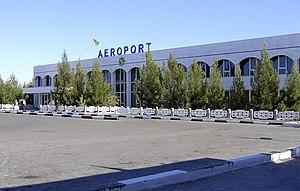 Türkmenabat: Turkmenabat Airport