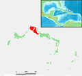 Turks and Caicos Islands - North Caicos.PNG