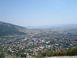 Overview of Tvarditsa