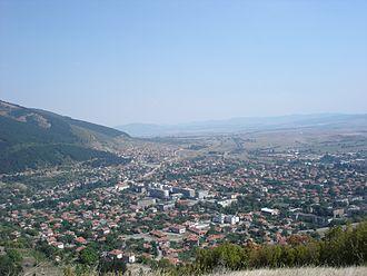 Tvarditsa, Sliven Province - Overview of Tvarditsa