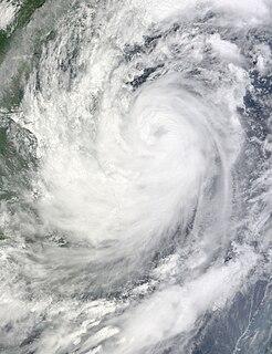 Typhoon Ketsana Pacific typhoon in 2009