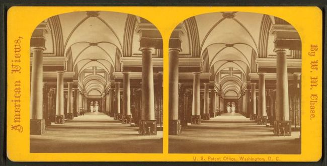 U.S. Patent Office, Washington, D.C., from Robert N. Dennis collection of stereoscopic views 3.jpg